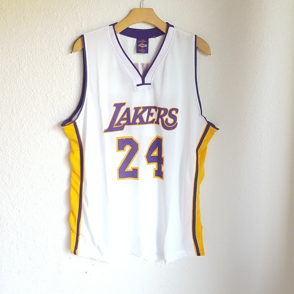 355f609a4 Links Marketing Group Other - Lakers Size XL Mesh Jersey Bryant  24  Basketball